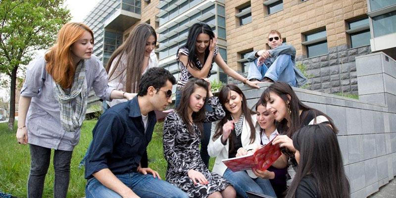 Amerikada Üniversite Akademiyed