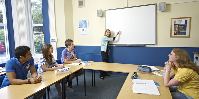 Anglo European School of English
