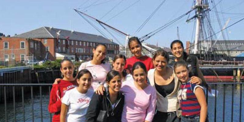Boston Fisher College 14