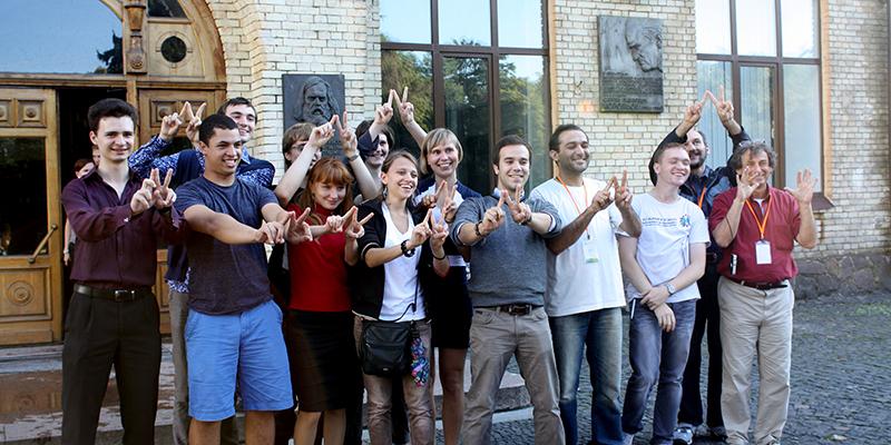 Ukrayna'da Üniversite Akademiyed