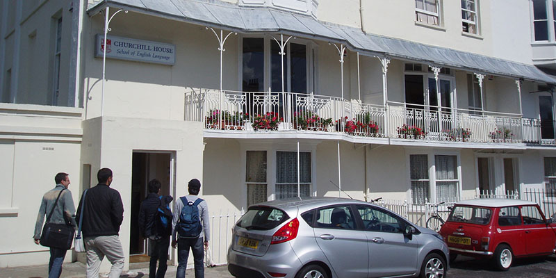 Churchill House School of English Language
