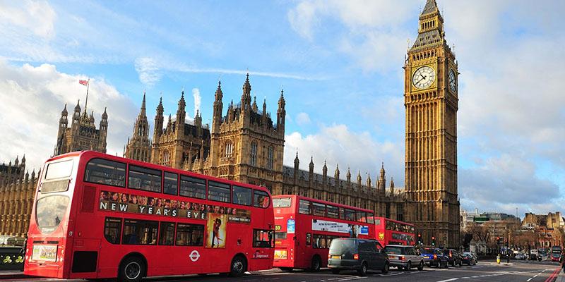 Londra'da Yüksek Lisans