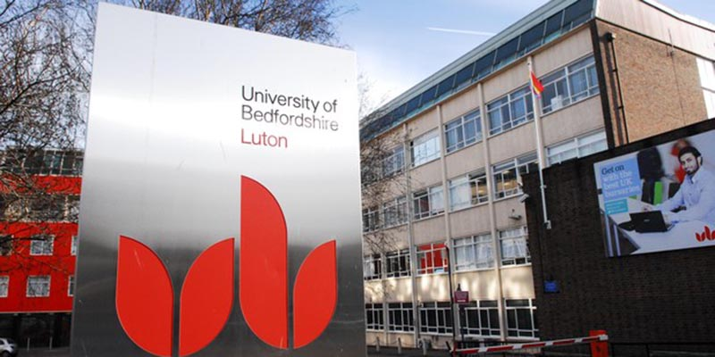 The University of Bedfordshire,Luton Campus