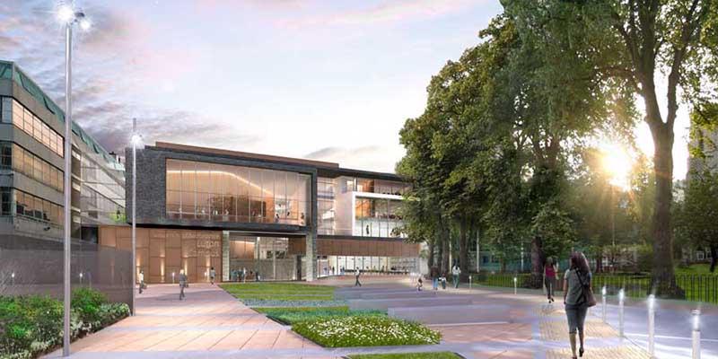 University Of Bedfordshire Polhill Kampus
